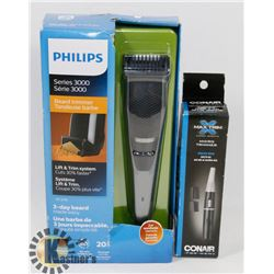 BAG OF PHILIPS TRIMMERS