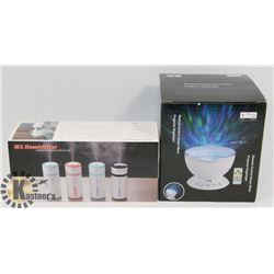 NEW ITEMS ROHS M1 HUMIDIFIERS