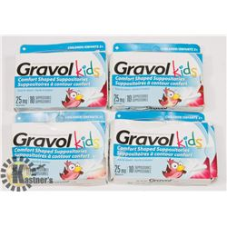 BAG OF GRAVOL KIDS
