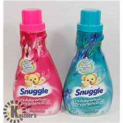 BAG OF SNUGGLE FABRIC SOFTENER