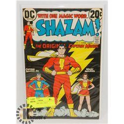 SHAZAM COMIC VOL 1 NO 3