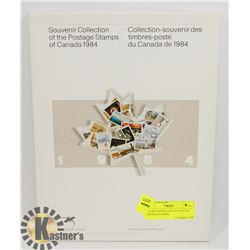 1984 SOUVENIR COLLECTION OF POSTAGE STAMPS