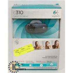 SEALED LOGITECH C310 HD720P WEBCAM