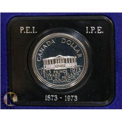 1873-1973 P.E.I. DOLLAR COIN