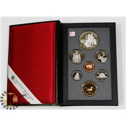 1990 CANADA DOUBLE DOLLAR COIN SET