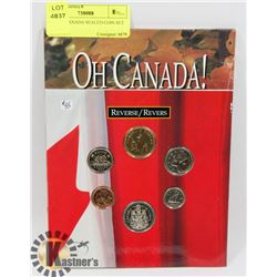 1995 OH CANADA SEALED COIN SET