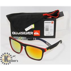 NEW PAIR OF QUIKSILVER SUNGLASSES