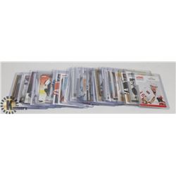 LOT OF 29 ROOKIE HOCKEY CARDS - ASST SETS & YEARS.