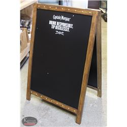 NEW COMMERCIAL A-FRAME SANDWICH BOARD