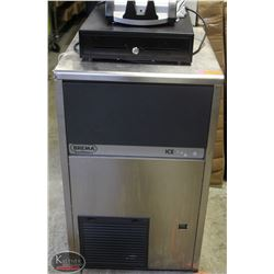 BREMA UNDER-COUNTER ICE MAKER