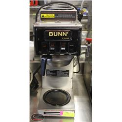 BUNN S SERIES COFFEE MAKER W/ 2 WARMERS