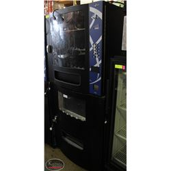 SEAGA COMMERCIAL STACKING VENDING MACHINE