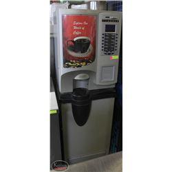 PEGASUS COIN OPERATED SINGLE SERVE COFFEE