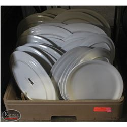 DISHWASHER TRAY OF VITREX OVAL SERVING PLATES