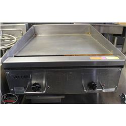 "VULCAN 24"" ELECTRIC COUNTERTOP GRIDDLE W/"