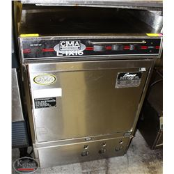 CMA UNDERCOUNTER COMMERCIAL DISHWASHER