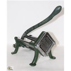 OMCAN POTATO CUTTER WITH 1/4 INCH BLADE