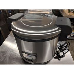 60 CUP RICE COOKER/WARMER