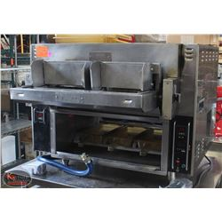 NIECO COMMERCIAL AUTOMATIC BROILER(NATURAL GAS)