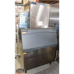 SCOTSMAN COMMERCIAL ICE MACHINE W/ (778LBS) BIN