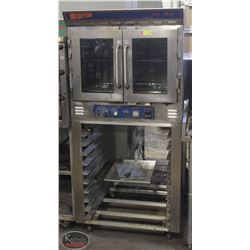 DOYON JET AIR ELECTRIC CONVECTION OVEN W/ LOWER