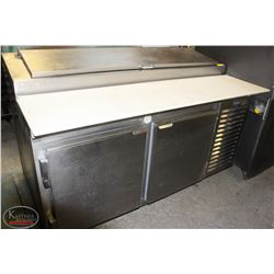 S/S KAIRAK REFRIGERATED COMMERCIAL PREP STATION