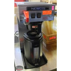 NEWCO COMMERCIAL COFFEE BREWING MACHINE W/ HOT