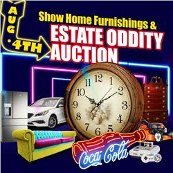 SIGN UP EARLY FOR SUNDAY AUGUST 4TH SHOW HOME