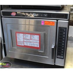AMANA COMMERCIAL S/S 2200W MICROWAVE