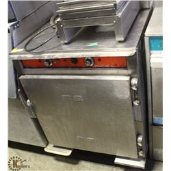 HALO-HEAT UNDER COUNTER COOK & HOLD SERVING SYSTEM