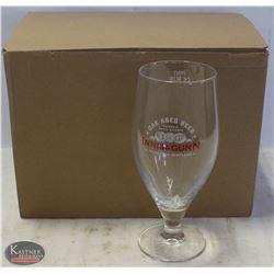 OAK AGED INNES&GUNN PINT BRIMFULL TOUGHENED GLASS,
