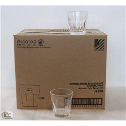 CARDINAL ARCOROC GOTHAM 10 OZ. ROCKS GLASS, 1 CASE