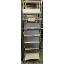 COMMERCIAL PRODUCT / MERCHANDISE DISPLAY RACK