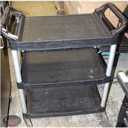 3 TIER SERVICE/BUSSING CART