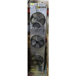 CANCOIL 3-FAN COMMERCIAL COOLING UNIT W/ MODULES