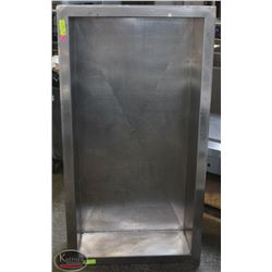 STAINLESS STEEL COMMERCIAL ICE BIN