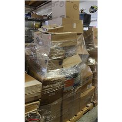 PALLET OF DISPOSABLE CONTAINERS, SOFT-DRINK CUPS,
