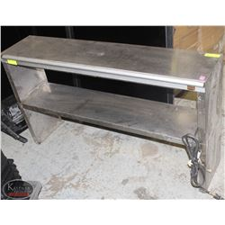 3' LINE-COUNTERTOP FOOD WARMER / SERVER