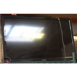 "INSIGNIA 39"" TV NO STAND, NO REMOTE"
