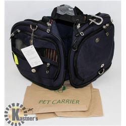 NEW BERYL PET CARRIER.