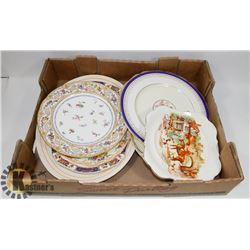 FLAT OF COLLECTIBLE PLATES