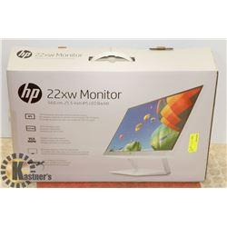 """HP 21.5"""" LED COMPUTER MONITOR"""
