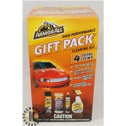 ARMORALL CLEANING KIT GIFT PACK.