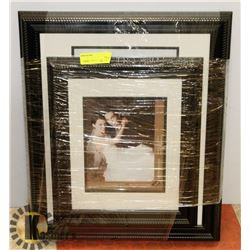 TWO LARGE FRAMES