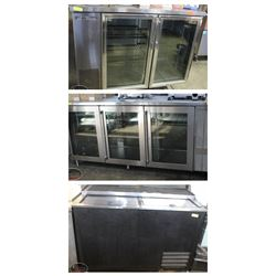 FEATURED LOTS: BACK BAR COOLERS