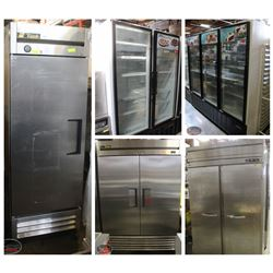 FEATURED LOTS: COOLERS & FREEZERS