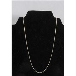 .925 STERLING SILVER CHAIN
