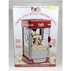 LARGE POPFLIX CINEMA KETTLE POPCORN POPPER