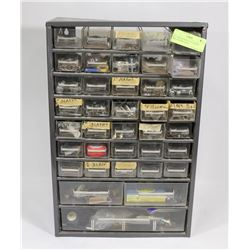 38 COMPARTMENT NUT & BOLT ORGANIZERS WITH
