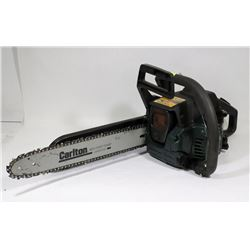 CRAFTSMAN SPECIAL EDITION GAS POWERED CHAINSAW